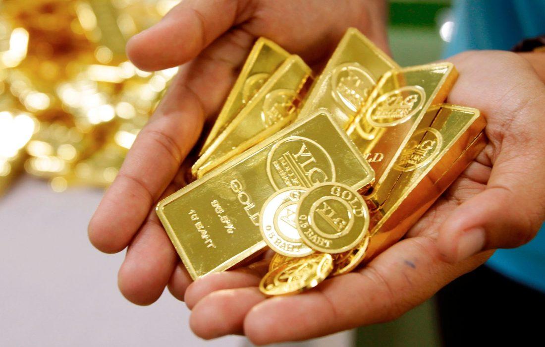 طلا گران میشود